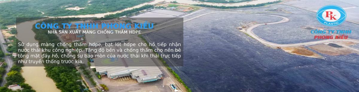 Ứng dụng màng chống thấm HDPE trong các bãi rác công nghiệp, bãi rác sinh hoạt