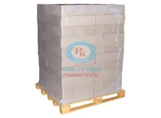 Túi nhựa pe trùm gạch xuất khẩu