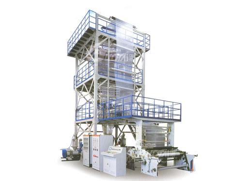 Máy sản xuất màng nhựa pe trắng trong cỡ lớn